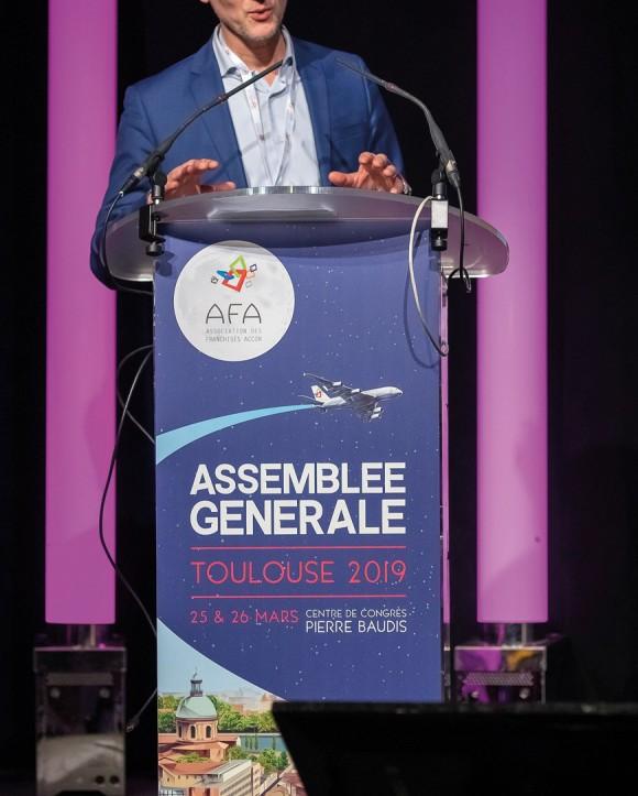 AFA - Toulouse : la plénière